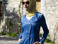 2012 Kayra Renkli Pardesü Modelleri