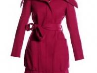 2013 Kırmızı Mont Modeli
