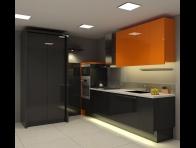 2013 Mutfakta Siyah Renk