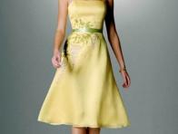 Sar� Abiye Elbise Modelleri