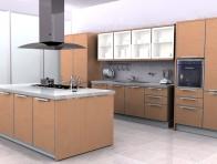 Ahşap Yeni Mutfak Dolabı Modelleri