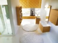 Banyo Dekoru için Paspas Modelleri