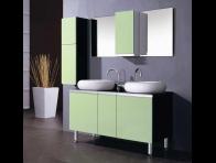 Banyo Dolab� i�in Renk Tercihleri