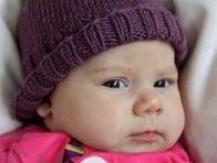 Bebek Mor Bere �rnekleri
