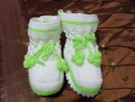 Bebek Patikleri B�y�k Modeller