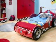Bebekler için Arabalı Yatak Modelleri