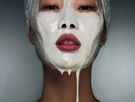 Cilt Kuruluğu için Süt Maskesi