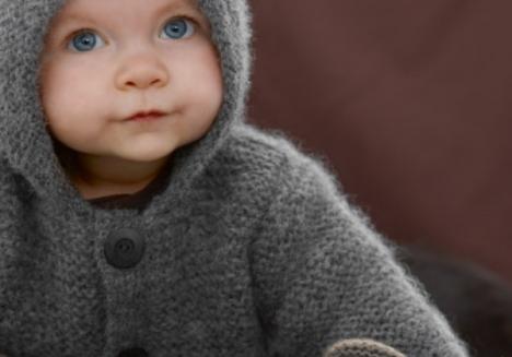 En Güzel Erkek Bebek Hırka Modelleri
