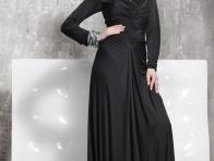 Siyah Gece Kıyafetleri