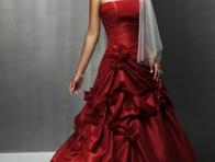 Kırmızı Kına Gecesi Kıyafetleri