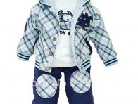 Kışlık bebek Giyim Elbise Örnekleri