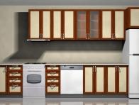 Krem Rengi Mutfak Dolabı Örnekleri