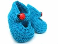 Mavi Bebek Patiği