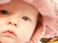 Papatya Şeklinde Bebek Şapka Modelleri