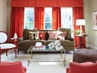 Salon i�in Mobilya Renk Tercihleri
