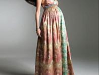 Uzun Hamile Elbisesi