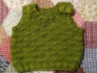 Yeşil Bebek Süveterleri